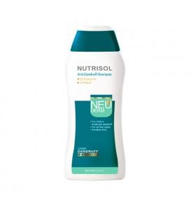 شامپو ضد شوره نئودرم مدل Nutrisol مناسب انواع مو 300 میل