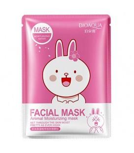 ماسک مرطوب کننده صورت بیوآکوا حاوی شکوفه گیلاس