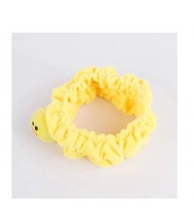 هد بند حوله ای مدل جوجه زرد