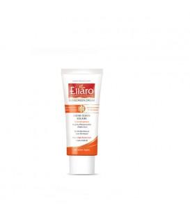 کرم ضد آفتاب فاقد رنگ مناسب انواع پوست اس پی اف 50 الارو