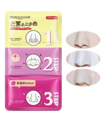ماسک پاکسازی بینی ٣ مرحله ای بیوآکوا