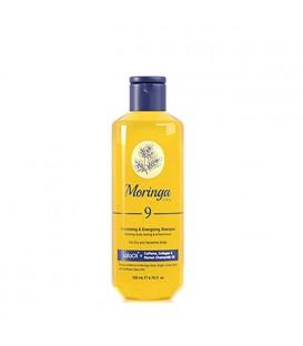 شامپو تشکین دهنده پوست سر خشک و حساس شماره 9 حجم 200میل مورینگا