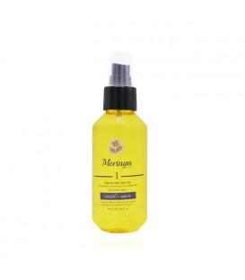 روغن مراقبت از مو شماره 1 مناسب برای انواع مو حاوی لافااُیل و روغن جوجوبا حجم 100میل مورینگا