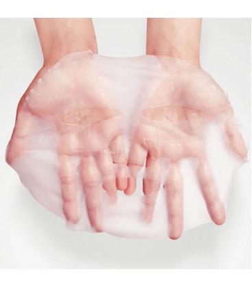 ماسک نقابی پوست حساس (صورتی ) هیالورونیک اسید ایمیجز